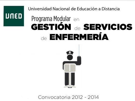 MASTER EN GESTION DE SERVICIOS DE ENFERMERIA