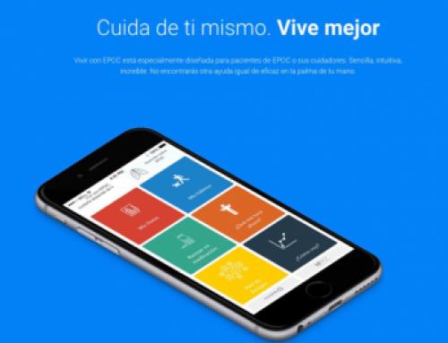 """Aplicación móvil  """"Vivir con EPOC"""" premio mejor app de salud"""