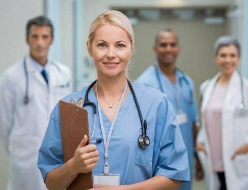 La esencia de la gestora enfermera