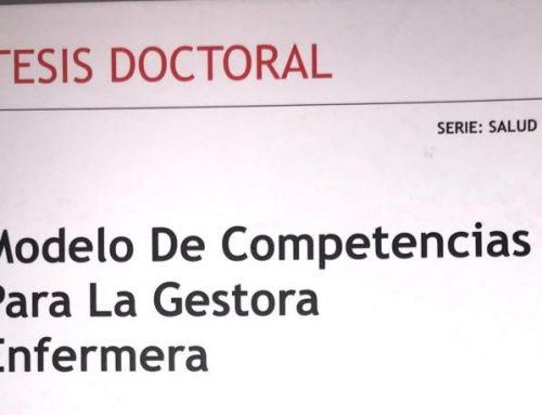 Modelo de Competencias para la Gestora Enfermera (MCGE)