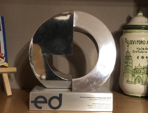 Modelo de Competencias para la Gestora Enfermera – Premio a la Mejor Tesis Doctoral  #PremiosED